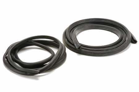 Windshield Channel Seal For 1952 To 1954 Ford 2 Door Hard Top/Convertible Victoria And Skyliners.